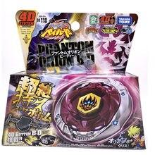 Takara tomy beyblade explosão bb118 fantasma orion impulsionador fusão de metal girando topo brinquedos arena luta gyro clássico criança brinquedos presente