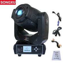 Spot Lyre 90W Gobo LED Lyre Moving Head Light Spot Moving Head Light for Stage Theater Disco Nightclub Party/SX MH90