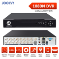 видеорегистратор DVR 16CH 8CH 4CH CCTV видео рекордер для CVBS AHD камера аналоговая камера ip-камера Onvif P2P 1080P видео Наблюдение DVR рекордер