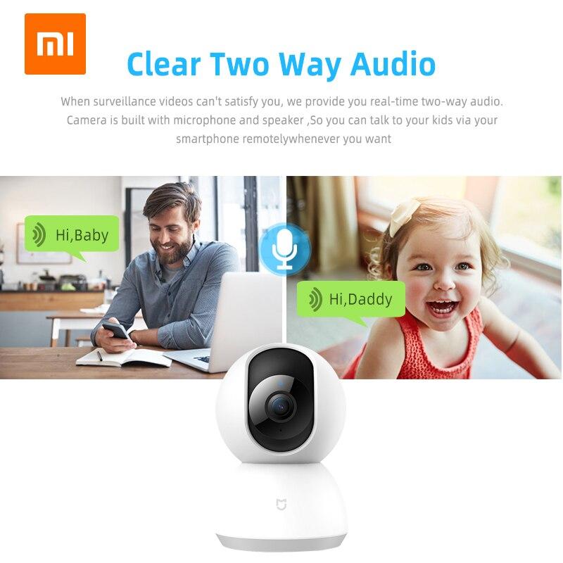 מצלמת אבטחה Xiaomi Mijia Mi 1080P  5