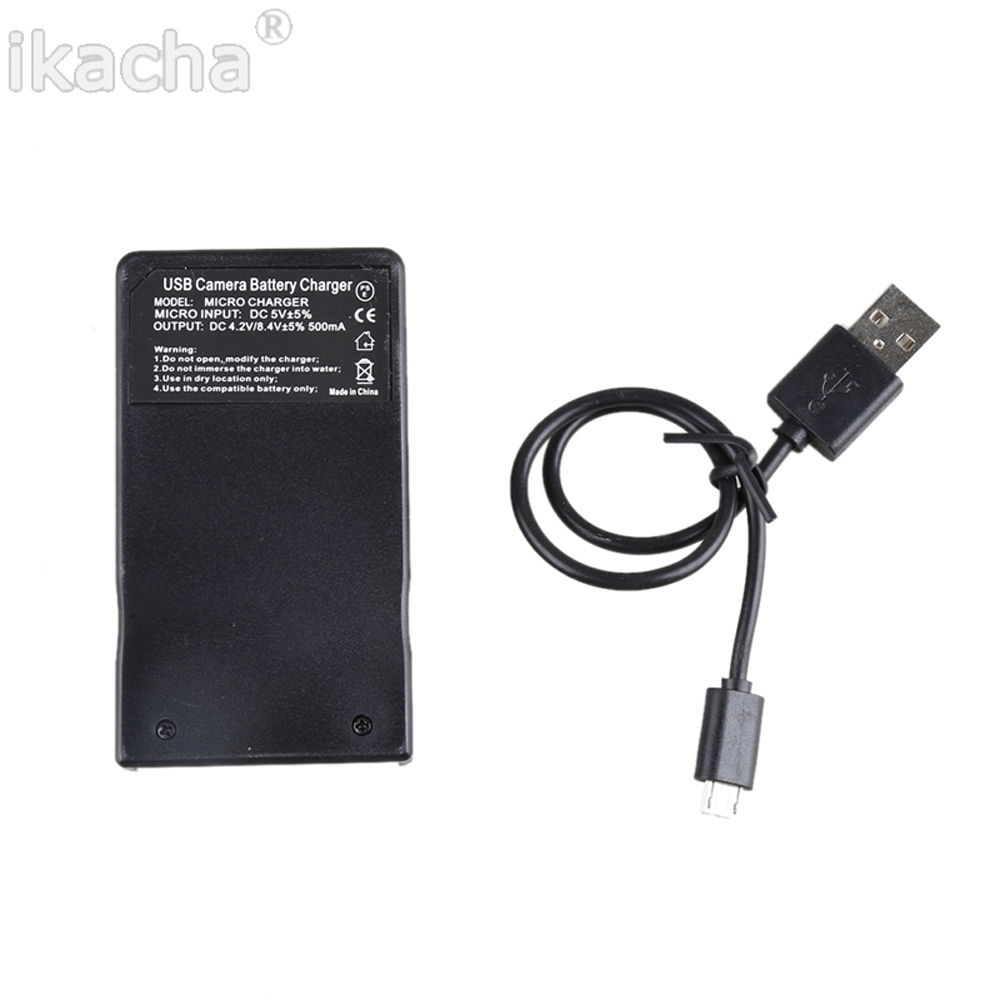 S3200 S3300 S3100 2x BATTERY 500mAh for Nikon CoolPix S2600