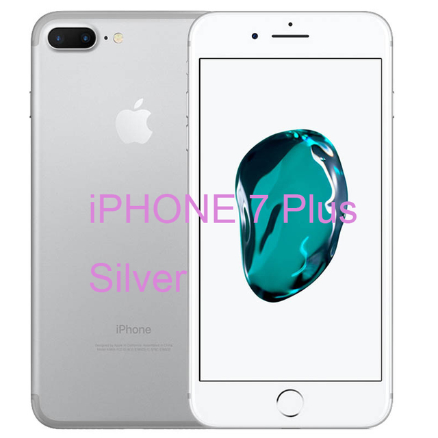 iphone 7 Plus Silver