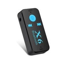 Автомобильный музыкальный Mp3 приемник автомобильный Bluetooth приемник беспроводной автомобильный аудио AUX Bluetooth приемник адаптер автомобильные комплекты музыка Hands-free#3