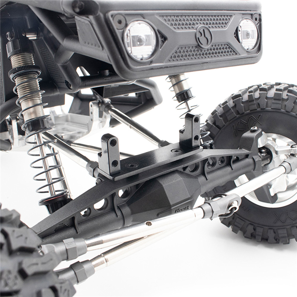 Axial Capra 1.9 UTB RC Car Upgrade Kits Durable Aluminum Alloy Steering Gear Holder Metal Servo Bracket