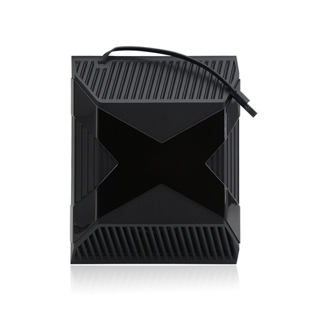 Auto-sensing Cooling Fan For XBOX ONE Console USB Powered Cooler Temperature Control Cooling Fan Game Accessories