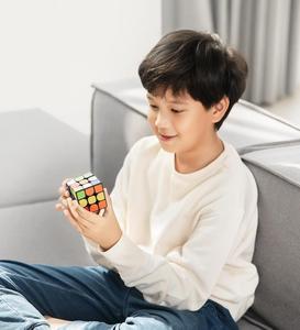 Image 2 - Originale Xiao mi mi jia Smart Cube Lavoro Con mi Casa App 30 Passo Ripristinare 6 Axis Sensore Bluetooth 5.0 dispositivo di Collegamento Intelligente