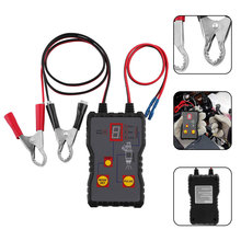 12V Professional Ignition Fuel Injector Fuel Injector 4 Pluse Modes Tester Powerful Fuel System Scan Tool Auto Ignition Checker