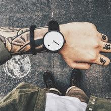 GEEKTHINK – montre à Quartz pour hommes, marque de luxe créative, décontractée, noire, japon, Simple, de styliste, à la mode