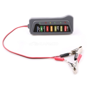 Image 5 - ブレーキ流体テスターユニバーサルカーアクセサリー診断ツール 5 led ブレーキ流体デジタルテストツール検出ペン