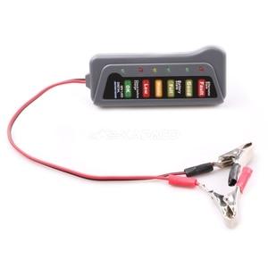 Image 5 - בוחן אוניברסלי אביזרי רכב אבחון כלים 5 נוריות בלם נוזל דיגיטלי בדיקות כלי זיהוי עט