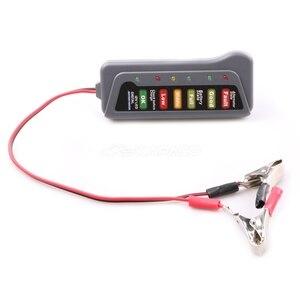 Image 5 - Testador de fluido de freio universal acessórios do carro ferramentas de diagnóstico 5 leds freio fluido ferramenta de teste digital caneta detecção