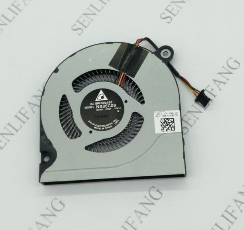 NS85C06-17K14 5V 0.50A DC28000K4D0 CPU Fan Original