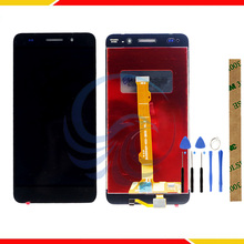 Tested LCD Display Screen For Huawei Honor 5A For Huawei Y6-2 Huawei Y6II Y6 II LCD Display With Touch Screen Complete Assembly