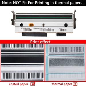 Image 3 - G79056 1M Printkop Printkop + G77023M Degelrol Compatibel voor Zebra Z4M Z4M + 203dpi Thermische barcode label printers