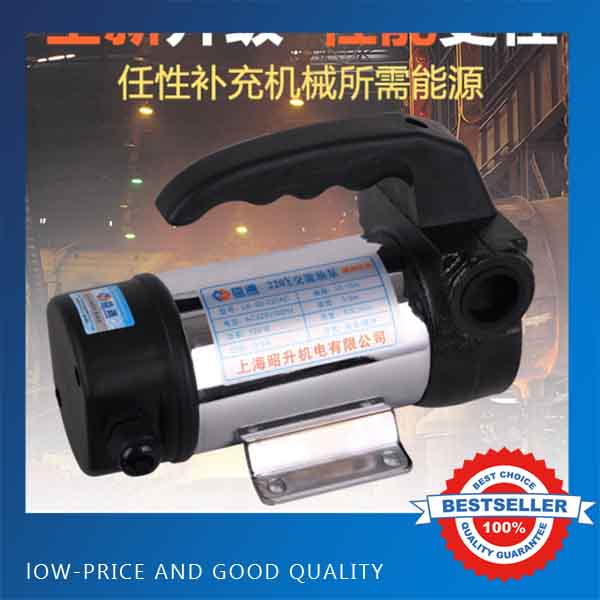 Купить с кэшбэком Hot Sale DC 12V/24V Electric Oil Pump Small Motorcycle Oil Pump