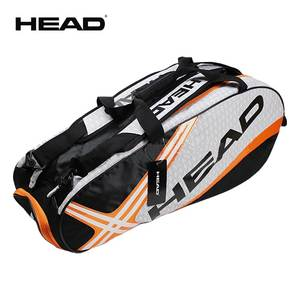 Head-Tennis-Bag Rackets Sports-Backpack Djokovic Professional for Male Single-Shoulder