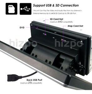 Image 5 - 2 דין 4G 64G רכב רדיו לרכב אוניברסלי נגן dvd GPS ניווט bluetooth רכב אבזר 4G אינטרנט אנדרואיד 10 אוקטה Core DSP