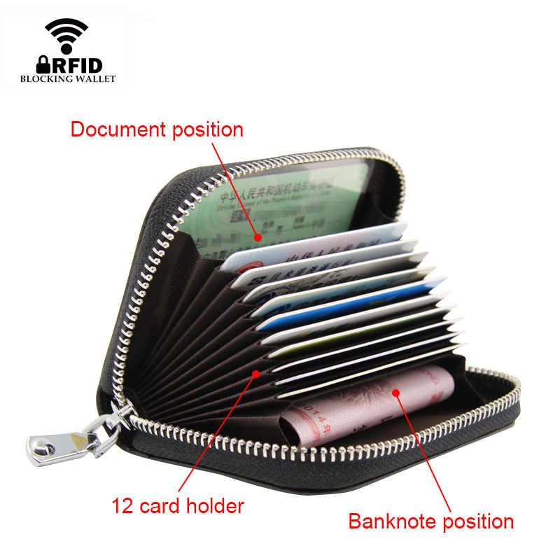 女性の本革財布ショートジッパーカード財布レディースコインマネーバッグ小さなレディース財布と財布 Walet Vallet