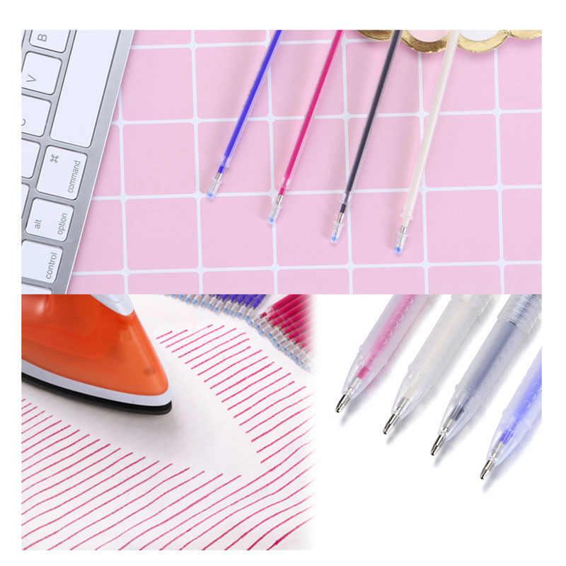 1Set Spidol Kain Pensil Fade Out untuk Menggambar Garis Menghilang Marker PP Multi Tujuan DIY Kerajinan Jahit Aksesoris