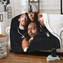 Stylish Death Row Records Air Conditioning Blankets, Blankets, Double Blankets, Sofa Blankets, Soft Bed the Blankets.