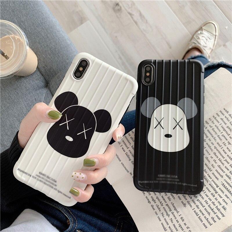 Buy iPhone 6 6S 7 8 Plus Case KAWS Bear
