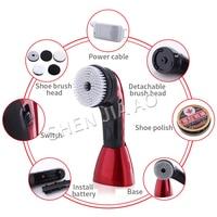 1PC AE-710 Multi-function Electric Shoe Shoe Polishing Machine Leather Care Machine Brushing And Polishing Mahine 110/220V