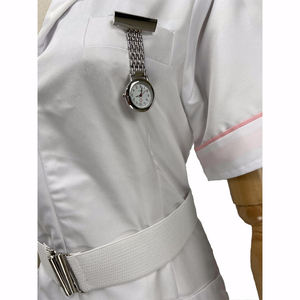 Image 2 - Movie BatMan Dark Knight Joker Nurse Cosplay Costume White Nurse Uniform Dress Men Women Halloween Fancy Dress