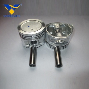 цена на Forklift Engine Parts For H20 Engine Piston With Pin And Snap Ring