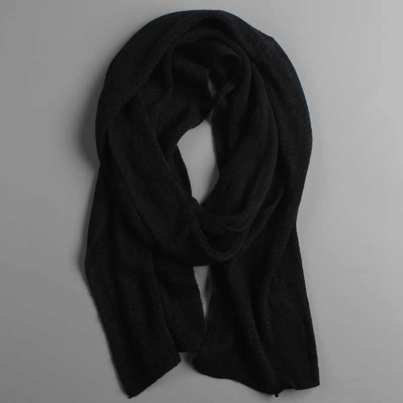 2019 nueva llegada bufanda de los hombres de primavera Unisex gruesa bufandas calentitas invierno tamaño largo hombre calentador de Cachemira de las mujeres bufandas