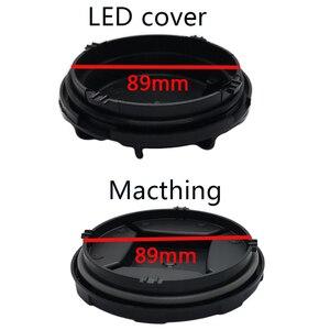 Image 5 - Аксессуары для автомобильных фар kia niro, удлинитель для светодиодной лампы, пылезащитный колпачок, крышка для лампы налобного фонаря, водонепроницаемая hid лампа, 1 шт.