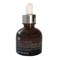 MIZON الحلزون واضح تنشيط أمبولة جوهر 30 مللي مصل الوجه ترطيب تبييض الوجه العناية المضادة للتجاعيد الحلزون إصلاح كريم