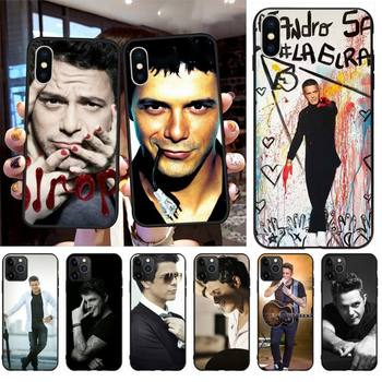 HPCHCJHM-funda de teléfono para iPhone, protector negro suave para iPhone 11 pro...