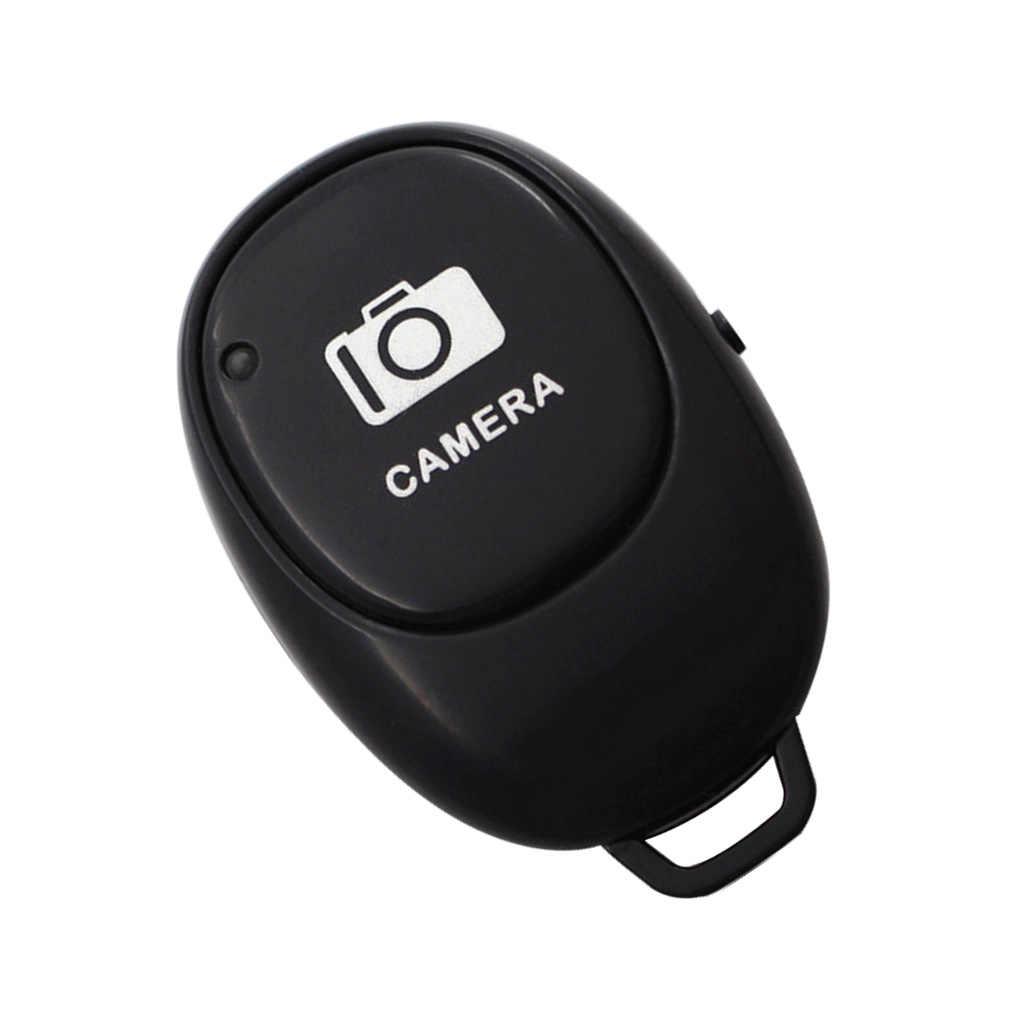Acouto Compatible con Android//Sistema iOS Smartphone Disparador de c/ámara con Bluetooth y bot/ón de Selfie inal/ámbrico para Insta360 One