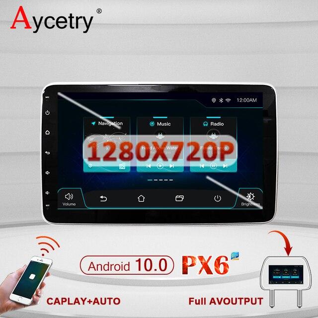 Магнитола автомагнитола PX6 Универсальное автомобильное радио 2 Din Android 10 мультимедиа palyer автомобильное радио dvd GPS для Volkswagen/TOYOTA/NISSAN/KIA/HYUNDAI стерео