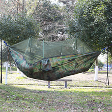 Hammock with Mosquito Net Outdoor Camping Mosquito Net Hammock Tent Nylon Double Hanging Bed Swing Chair Outdoor Tents  Hammock camping mosquito net hammock net hammock mosquito