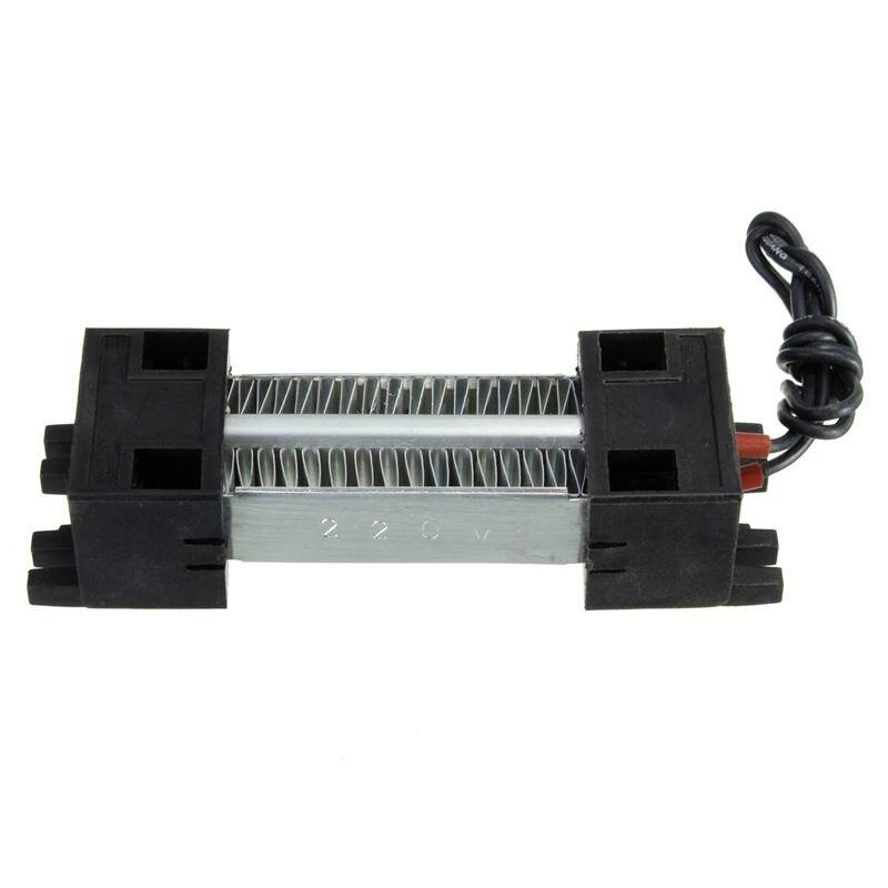 XMX-100W 220V утепленная PTC Керамика нагреватель воздуха на дизельном топливе, нагревательные элементы PTC Электрический нагреватель
