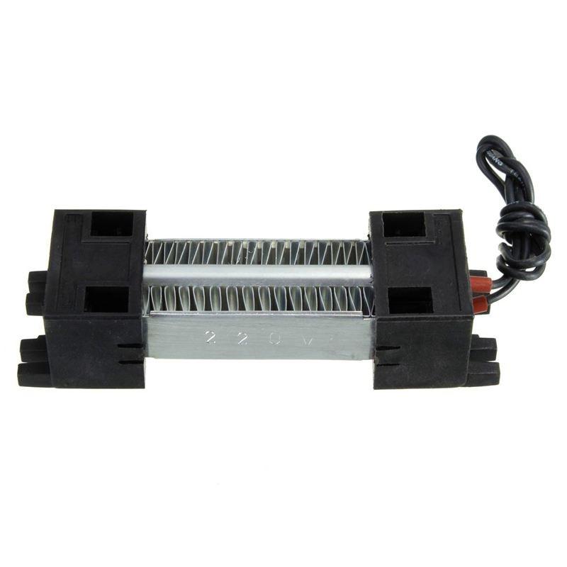 XMX-100W 220V Insulated PTC Ceramic Air Heater PTC Heating Elements Electric Heater