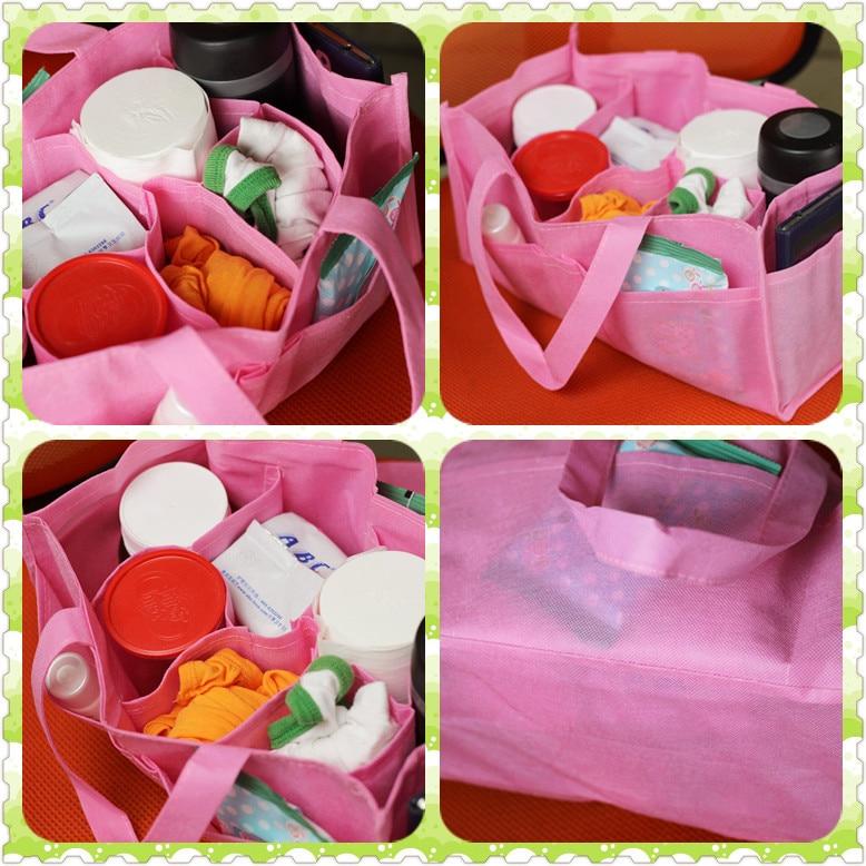 Infant Mom Inner Wearing Diaper Bag Nursing Mom And Baby Simple Multi-functional Carry Bag Lightweight Baby See Details Inner We