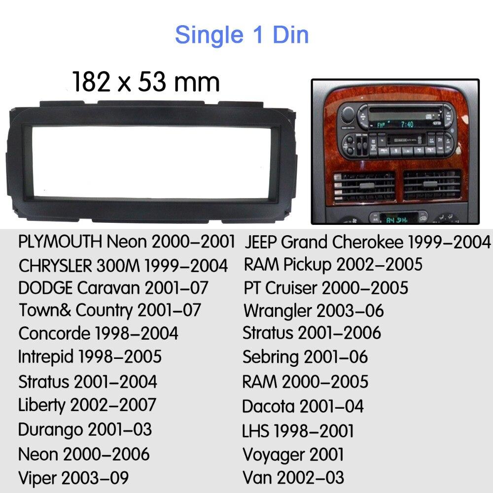 Interior Parts & Furnishings Fascia Plates & Panels Voyager Car ...
