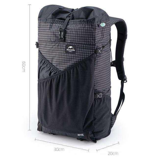 Naturehike Dyneema Backpack Ultralight 30+5L (Only 0.6kg) 6