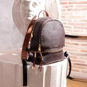 Image 5 - LAFESTIN brand women bag 2019 new popular female backpack fashion travel casual large capacity backpack