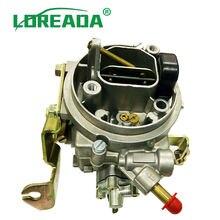 Карбюратор loreada в сборе 7681385 для двигателя fiat uno 1100