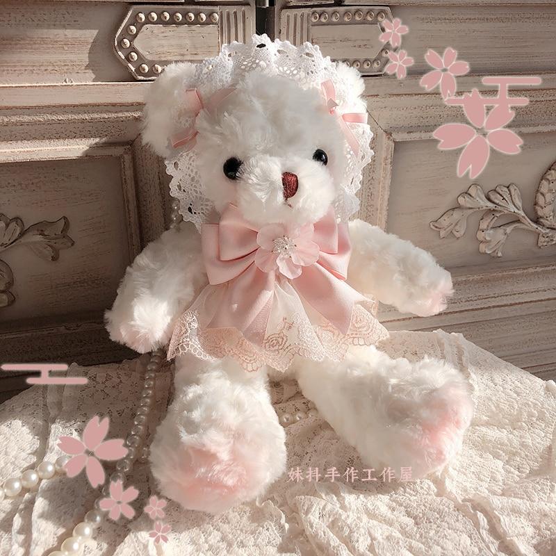 Kawaii Lolita Bear Bag 1