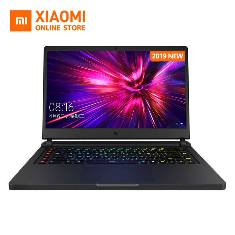New Original Xiaomi Gaming Laptop 15.6 Inch I7-9750H/i5-9300H Hexa Core 8GB/16GB RAM 512GB SSD  GTX 1660 Ti/RTX 2060