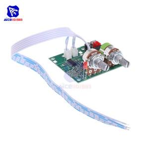 Image 4 - Diymore Módulo de tarjeta de amplificador estéreo Digital, 5V, 20W, 2,1 canales, 3D Surround, Clase D, para Arduino con cables