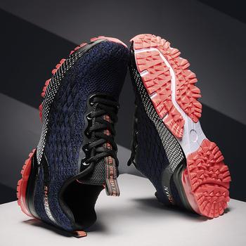 Męskie profesjonalne buty golfowe Spikeless Golf Sneakers Man Boys Court Training buty do gry w golfa buty do gry w golfa 39-46 Designer tanie i dobre opinie ifrich Oddychająca Masaż Cotton Fabric Średnie (b m) RUBBER 9071 Lace-up Pasuje prawda na wymiar weź swój normalny rozmiar