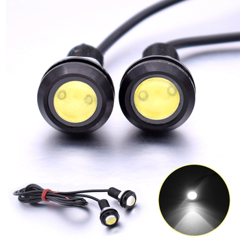 Eagle Eye LED Reverse Backup Light Daytime Running Signal Motorcycl Lamp For Honda CBR 929 600 954 1000 RR 1100XX CB1000R ST1300 image