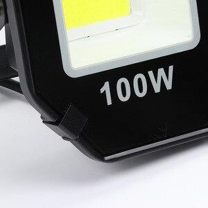Image 4 - 50W 100W 200W 300W COB LED Flood Light Waterproof AC110V 220V LED Floodlight Outdoor Projector Lamp Spotlight for Garden ZFG0010