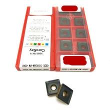 цены на 20PCS R0.8 SANDV high quality milling insert 490R 140408M PM4240 carbide tool, face milling tool CNC tool в интернет-магазинах