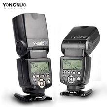 Yongnuo YN560 III IV YN560III YN560IV 2,4G Беспроводная вспышка Master& Group Speedlite для камеры Nikon Canon Pentax Olympus sony